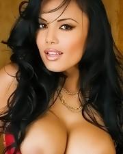 Sexy picture of Justene Jaro
