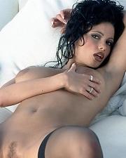 Sexy picture of Veronica Zemanova